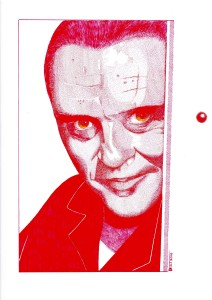 Hannibal Lecter (Sir Anthony Hopkins)